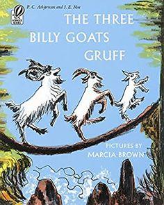 The Three Billy Goats Gruff: Asbjornsen, P.C., Moe, J. E., Brown, Marcia: 9780156901505: Amazon.com: Books
