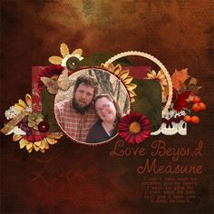 CREDITS:  Kit is Antique Autumn by Baby Cakes Scraps  Fonts are My Type of Font and 2Peas Mademoiselle  Template by Bella Gypsy