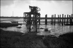 "Saatchi Art Artist Paul Cooklin; Photography, ""Old Sand Jetty, Alresford Creek (Limited Edition 1/10)"" #art"