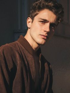 His face is right for Miles, but his hair isn't long enough and his eyes are the wrong color Photography Poses For Men, Portrait Photography, Beautiful Boys, Pretty Boys, Look Man, Male Poses, Boy Photos, Male Face, Handsome Boys
