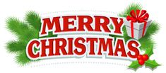Merry Christmas Decor with Gift PNG Clipart The Best PNG Clipart - ClipartPNG.com