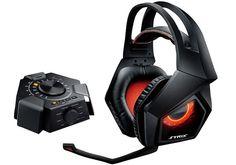 Review: ASUS Strix 7.1 gaming headset - Audio Visual - HEXUS.net