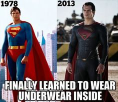 El Descanso del Escriba: No seen Krypton...