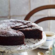 Torta caprese | Italian desserts & Cake Recipe Ideas (houseandgarden.co.uk)