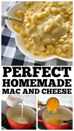Best Mac N Cheese Recipe, Best Egg Salad Recipe, Best Mac And Cheese, Creamy Mac And Cheese, Mac Cheese Recipes, Mac And Cheese Homemade, Mac And Cheese Recipe From Scratch, Pasta Recipes, Dinner Recipes
