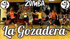 Zumba Fitness - La Gozadera by Gente De Zona feat Marc Anthony, 3 min. Zumba Fitness, Weight Training Workouts, Fun Workouts, Hip Workout, Workout Videos, Zumba For Beginners, Zumba Routines, Best Cardio, Skinny Girls