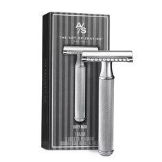 The Art Of Shaving Men's Safety Razor + 5 Refill Blades : Target Shaving Oil, Shaving Razor, Shaving Brush, The Art Of Shaving, Pre Shave, Safety Razor, Skin Care Tools, Men's Grooming, Mens Gift Sets