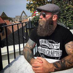 Best Bald Blond Beard By Col