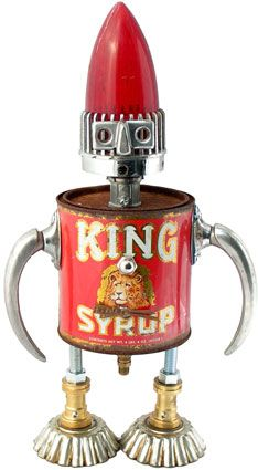 the syrup king love this one PD