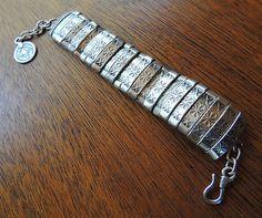 Vintage Turkish Jewelry Bracelet Ottoman Style - http://christianlivingston.com/detail.htm?collection=BRACELETS&BRACELETS=Turkish&item=TB3031