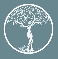 Trendy Tree Of Life Tattoo For Women Celtic Ideas Trendy Tattoos, New Tattoos, Tattoos For Women, Cool Tattoos, Tattoo Life, I Tattoo, Roots Tattoo, Tree Of Life Tattoos, Tree Of Life Logo