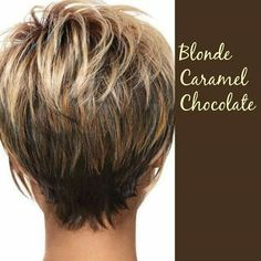 Blonde caramel chocolate