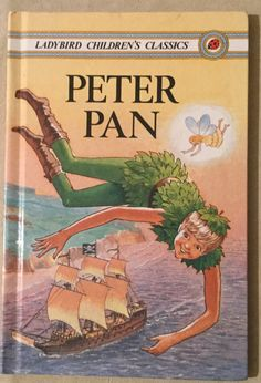 Vintage Ladybird Book-Peter Pan by Popeth on Etsy