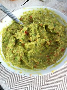 Receta de Guacamole casero Tapas, Cooking Time, Cooking Recipes, Best Cooker, Sauces, Healthy Recepies, Healthy Food, Mexican Food Recipes, Ethnic Recipes