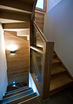 staircase idea. SHEP&KYLES, PORTFOLIO · French Swiss Alps: Alpine Interior Design, Project Management and Furnishing. Based in Portes du Soleil, Haute Savoie, France.