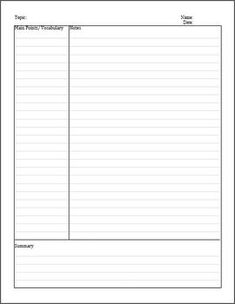 iPadpapers.com - notes paper templates - note template | Legal ...