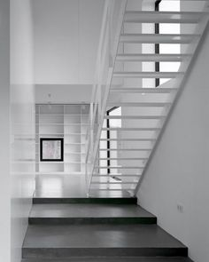 Stairs on stairs