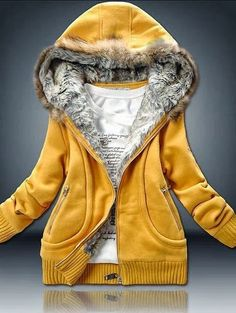 Cozy and Comfy Jacket With T-Shirt