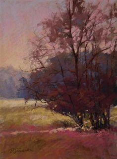 """The Meadow Beyond"" - Original Fine Art for Sale - © Barbara Jaenicke"