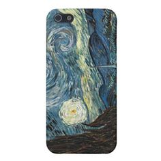 Starry Night by Vincent van Gogh Case For iPhone 5