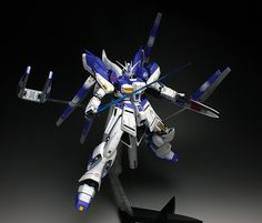 MG 1/100 Hi-Nu Gundam Ver.Ka: 3rd PAINTED BUILD by TAI's Factory. Full Photoreview No.23 Wallpaper Size Images http://www.gunjap.net/site/?p=201667