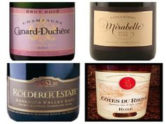 My Top 10 Mother's Day Brunch Wines!