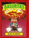 All about Garbage Pail Kids, Basuritas printed in Argentina | eBay