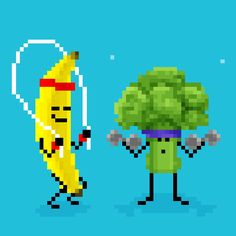New trending GIF on Giphy. pixels exercise workout crossfit justin gammon weights denny's justingammon 16bit veggies picel art fit fare. Follow Me CooliPhone6Case on Twitter Facebook Google Instagram LinkedIn Blogger Tumblr Youtube