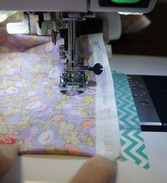 "Quick Tip for Quilt Backings--I've used this method for a couple of years now when I'm not using 108"" double wide fabric. Works like a charm!!"