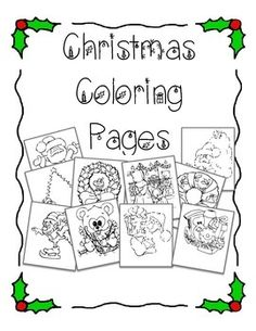 mortimers christmas manger coloring pages - photo#27