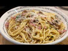 Spagetti, Ethnic Recipes, Food, Youtube, Essen, Meals, Yemek, Youtubers, Eten