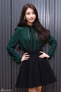 Iu Fashion, Tween Fashion, Korea Fashion, Fashion Models, Cute Korean, Korean Girl, Asian Girl, Korean Beauty, Asian Beauty