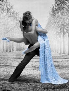 Galeria de fotos para tu blog o webpage: Sexy blue Add a little color to your life