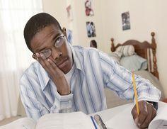Cramming causing stress