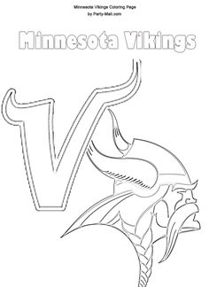of Minnesota Courts of Minnesota include: Federal courts located in Minnesota Free Coloring, Coloring Books, Coloring Pages, Viking Birthday, Minnesota Vikings Logo, Minnesota Twins, Football Crafts, Football Art, Viking Party