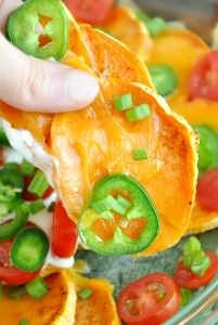 These sweet potato nachos are not only insanely delicious but will convince even sweet potato skeptics to abandon ship on their stubbornness and dive in!