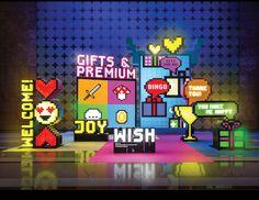 Hong Kong Gifts & Premium Fair - 2018 Trade Show Design Award Trade Show Design, Stand Design, Display Design, Exhibition Booth Design, Exhibition Display, Exhibition Stands, Stage Set Design, Event Design, Retail Design