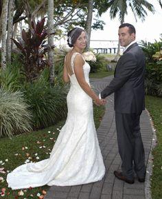 Wendy Makin, Ellie Lace Size 10 Wedding Dress For Sale | Still White Australia