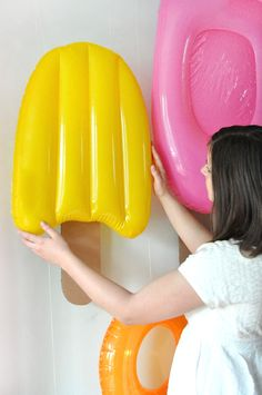 Popsicle Party Decor | Oh Happy Day!