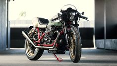 Moto Guzzi Mille GT by Redonda Motors - OmniMoto.it