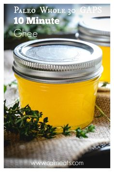 Every traditional culture agrees that ghee is essential to health and well being. Ghee is essentially clarified butter which is easily tolerated even by those with lactose intolerance. Check out this simple 10 minute recipe for turning grass fed butter in Best Gluten Free Recipes, Whole 30 Recipes, Keto Recipes, Healthy Recipes, Sin Gluten, Cooking With Ghee, Making Ghee, Gluten Free Living, Paleo Life