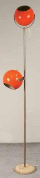 REGGIANI Una lampada da terra, fine anni ?60