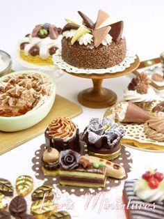 Paris Miniatures: Chocolate!!!
