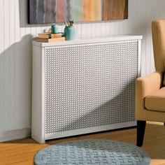 Update your radiators easily and affordably with decorative Radiator Covers. These heater covers are decorative and help conserve energy.