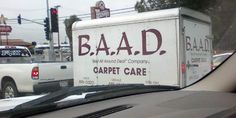 we guarantee a crappy job. Business Signs, Business Names, Gas Supply, Well Thought Out, Funny Signs, Company Names, Latest Video, Funny Fails, Humor