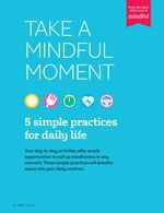 The Mindful Editors sifted through mindfulness reads to offer up this short list of books for your August reading pleasure.