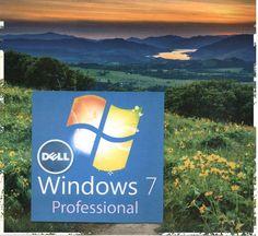 WINDOWS 7 Professional Recovery Disc 32-Bit Install Reinstall Boot Restore DVD #Microsoft