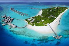 На Мальдивах есть всё для достойного отдыха