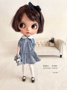 *Blythe outfit・コート・パペット・洋服set * - ヤフオク!