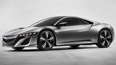 Nachdem der Supersportwagen  Honda NSX vor Jahren aufs Abstellgleis geschoben wurde, steht er jetzt wieder auf. Unter dem US-Label Acura zeigt Honda mit dem